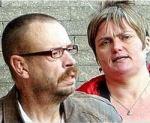 Caroline dan Steve Cartwright